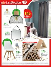Catalogue Mr Bricolage en cours, 40 ans de petits prix et d'économies !, Page 3