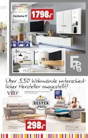 Aktueller Möbel Inhofer Prospekt, Über 1.000 Polstermöbel unterschiedlichster Hersteller ausgestellt, Seite 21