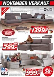 Aktueller Seats and Sofas Prospekt, November-Verkauf, Seite 2