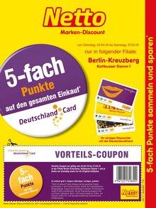 Netto Marken-Discount - 5-fach Punkte sammeln und sparen