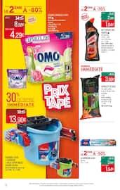 Catalogue Supermarchés Match en cours, Prix tapés, Page 22