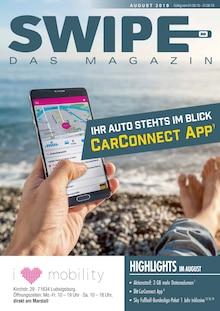 i love mobility, SWIPE - DAS MAGAZIN für Stuttgart1