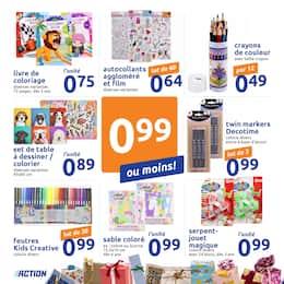Catalogue Action en cours, Les plus beaux cadeaux au prix le plus bas, Page 10