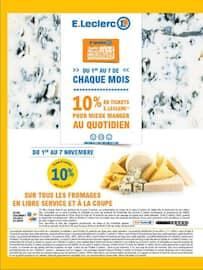 Catalogue E.Leclerc en cours, Un vent de promos gourmandes., Page 2