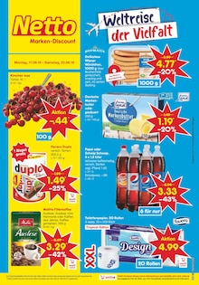 Netto Marken-Discount, WELTREISE DER VIELFALT für Stralsund