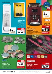 Elektronik im Lidl Prospekt Dein Einkauf -  Schnell erledigt! auf S. 38