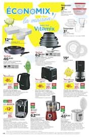 Catalogue Casino Supermarchés en cours, Les jours économix avec les Vitamix, Page 46
