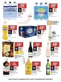 Catalogue Spar en cours, -60% sur le 2ème, Spar ici !, Page 7