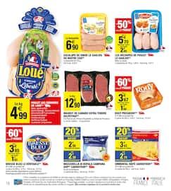 Catalogue Carrefour Market en cours, Maintenant et moins cher !, Page 18