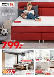 Aktueller Möbel Kraft Prospekt, Echt stark. In Qualität und Preis! , Seite 4