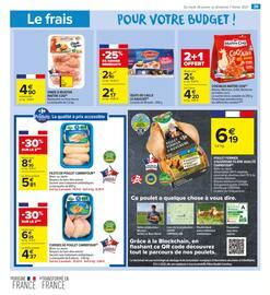 Catalogue Carrefour Market en cours, C'est l'heure de la Chandeleur, Page 37