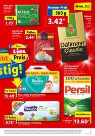 Aktueller Lidl Prospekt, Mega Auswahl, beste Preise!, Seite 3