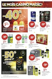 Catalogue Casino Supermarchés en cours, Le mois Casino magic !!, Page 46