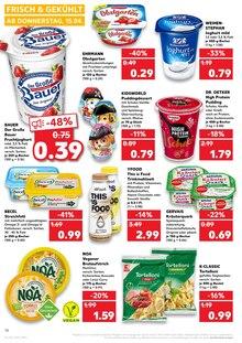 Butter im Kaufland Prospekt EIN EINKAUF - ALLES ERLEDIGT auf S. 17