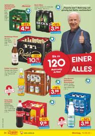 Aktueller Netto Marken-Discount Prospekt, EINER FÜR ALLES. ALLES FÜR GÜNSTIG., Seite 24