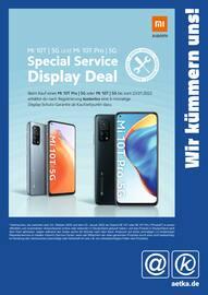 Aktueller aetka Prospekt, Special Service Display Deal, Seite 1