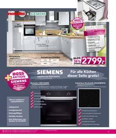 Aktueller SB Möbel Boss Prospekt, VIEL KÜCHE... für wenig Geld!, Seite 19