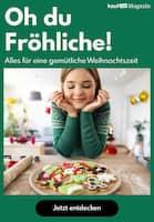 Aktueller kaufDA Magazin Prospekt, Oh du Fröhliche!, Seite 1