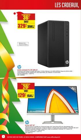 Catalogue Office DEPOT en cours, Office Dépôt c'est aussi pour les cadeaux !, Page 2
