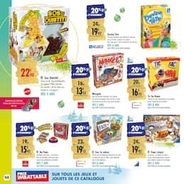 Catalogue Carrefour en cours, Objectif Noël, Page 94
