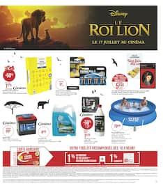 Catalogue Géant Casino en cours, L'évènement promo de l'année - Épisode 2, Page 15