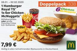 Aktueller McDonald's Prospekt, Big Rösti - Big Sparen!, Seite 8