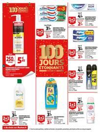 Catalogue Auchan en cours, 100 jours étonnants avant 2020, Page 56
