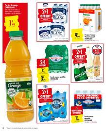 Catalogue Carrefour en cours, -60% sur le 2ème, Page 36