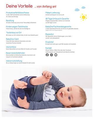 Aktueller BabyOne Prospekt, Alles für einen glücklichen Start!, Seite 2