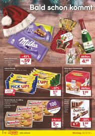 Aktueller Netto Marken-Discount Prospekt, Am 06.12. ist Nikolaus!, Seite 12