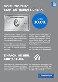 Aktueller American Express Prospekt, Macht mehr aus dem Moment., Seite 2