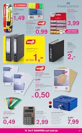 Aktueller KODi Prospekt, Markenvielfalt für Schule & Büro, Seite 13