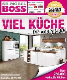 SB Möbel Boss, VIEL KÜCHE... FÜR WENIG GELD! für Rostock1