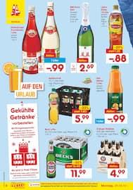 Aktueller Netto Marken-Discount Prospekt, DAS WERDEN GÜNSTIGE URLAUBSTAGE, Seite 8