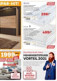 Aktueller Möbel Kraft Prospekt, NEUJAHRS-KRACHER!, Seite 5