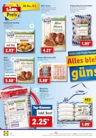 Aktueller Lidl Prospekt, Mega Auswahl! Beste Preise!, Seite 38
