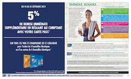 Catalogue Carrefour en cours, La seule foire aux vins notée par la revue du vin de France, Page 50
