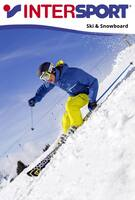 Catalogue Intersport en cours, Ski et Snowboard, Page 1