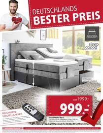 Aktueller Polstermöbel Fischer Prospekt, Deutschlands bester Preis , Seite 9