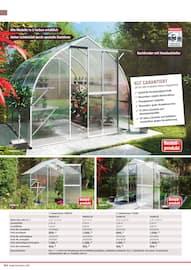 Aktueller BAUHAUS Prospekt, Gartenhäuser/Carports, Seite 104