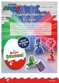 Aktueller Kinder Überraschung Prospekt, Jetzt in jedem 7. Ei!, Seite 2