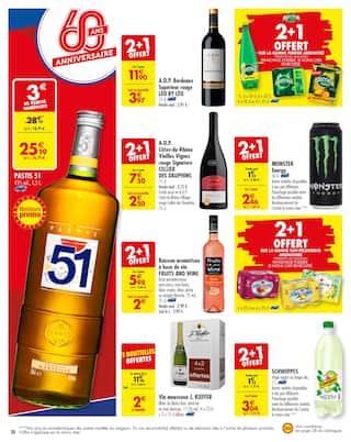 Catalogue Carrefour en cours, Dernière semaine encore moins chère !, Page 28