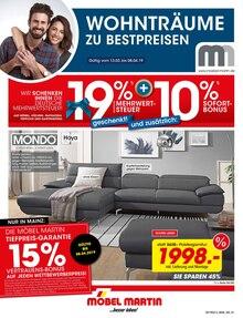 Möbel Martin, WOHNTRÄUME ZU BESTPREISEN für Frankfurt (Main)