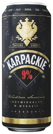 Bier von Karpackie im aktuellen Lidl Prospekt für 0.75€