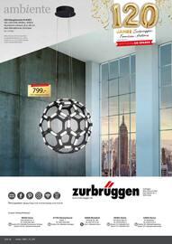 Aktueller Zurbrüggen Prospekt, Der Einrichter für Ihre Ideen!, Seite 56