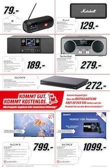 Media-Markt Fernseher im Prospekt KOMMT GUT. KOMMT KOSTENLOS.