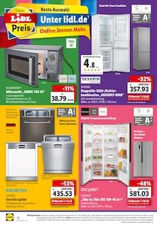 Elektronik im Lidl Prospekt Dein Einkauf -  Schnell erledigt! auf S. 37