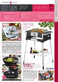 Catalogue Maison à Vivre en cours, Côté cuisine, Page 3