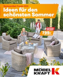 Der aktuelle Möbel Kraft Prospekt Ideen für den schönsten Sommer!