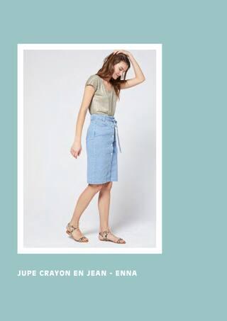 Catalogue Etam en cours, Collection Printemps - Eté 2019, Page 2